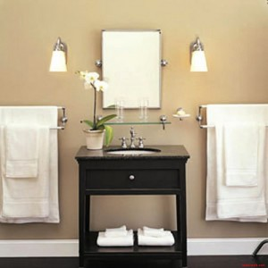 bathroom lightning ideas